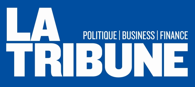 La tribune Logo